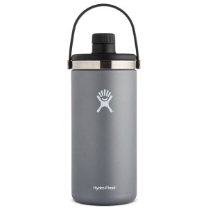 Hydro Flask Oasis 128 Ounce Water Bottle | Graphite