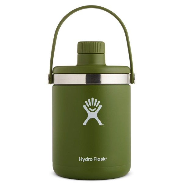 Hydro Flask Oasis 64 Ounce Water Bottle | Olive