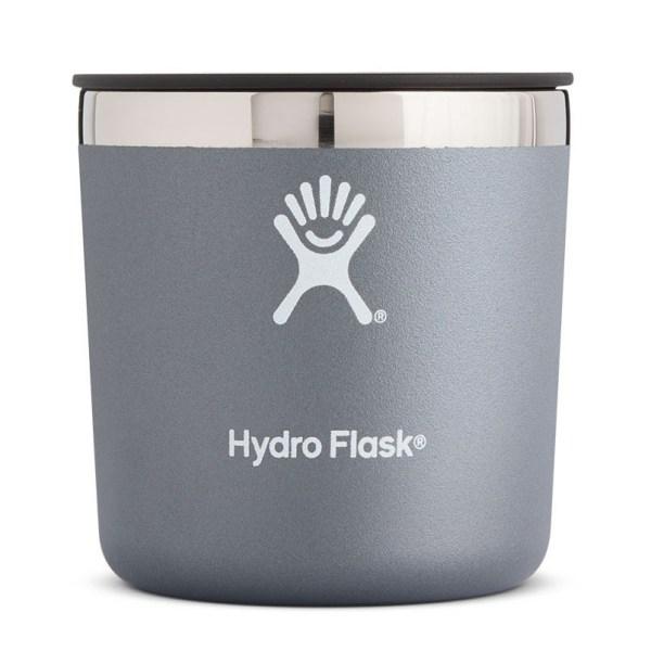 Hydro Flask Rocks 10 Ounce Bottle | Graphite