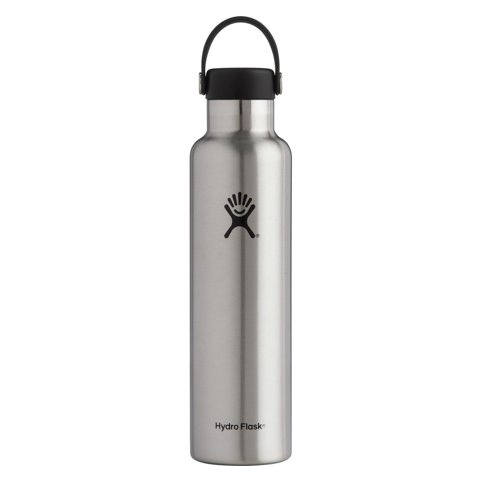 Hydro Flask Standard Mouth 21 Ounce Water Bottle | Stainless