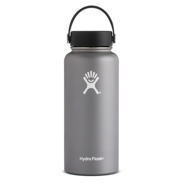 Hydro Flask Wide Mouth 32 Ounce Bottle | Graphite