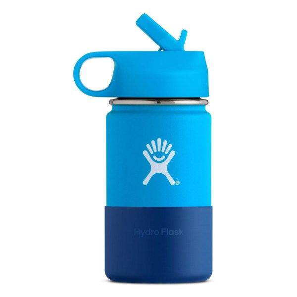 Hydro Flask Wide Mouth Kids 12 Ounce Bottle   Pacific
