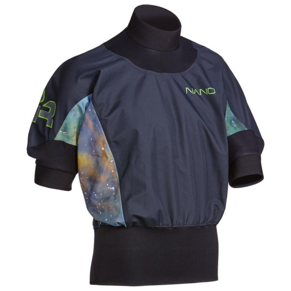 Unisex Immersion Research Nano Paddle Jacket | Anthracite | Front View