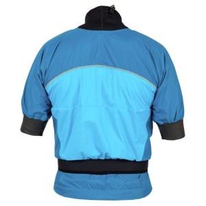 Unisex Kokatat Blast Paddle Jacket | Electric Blue | Blue View