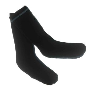 Unisex Mysterioso MTech Socks | Black | Front View