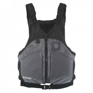 Unisex NRS Big Water Guide PFD | Slate | Front View