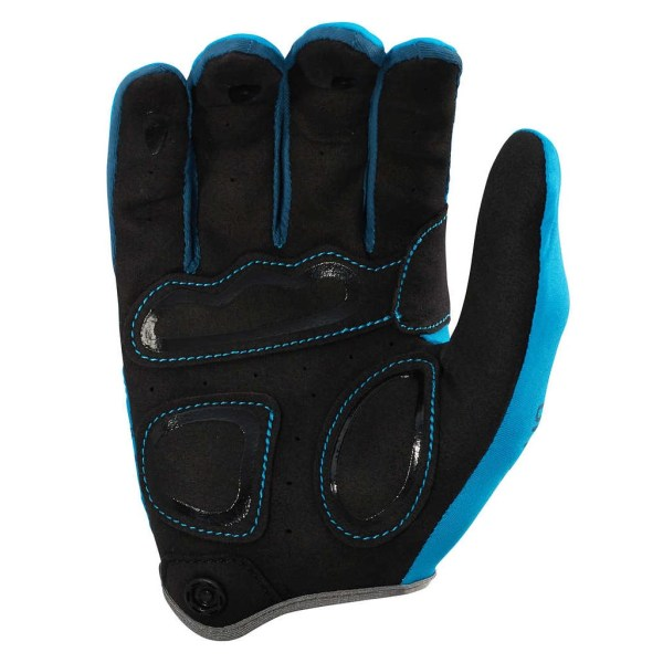 Unisex NRS Cove Gloves | Blue Black | Palm View
