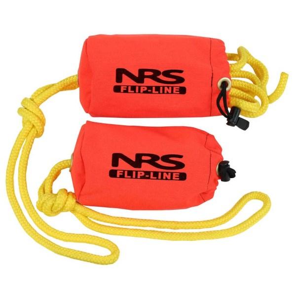 NRS Flip Line Bag Pair   Orange