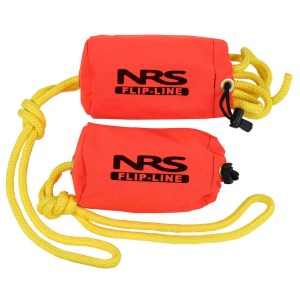 NRS Flip Line Bag Pair | Orange