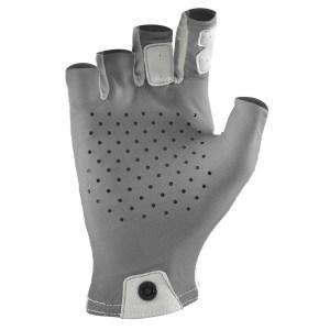 Unisex NRS Skelton Gloves | White | Palm View