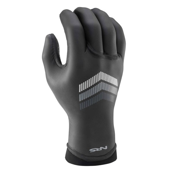 Unisex NRS Maverick Gloves | Black