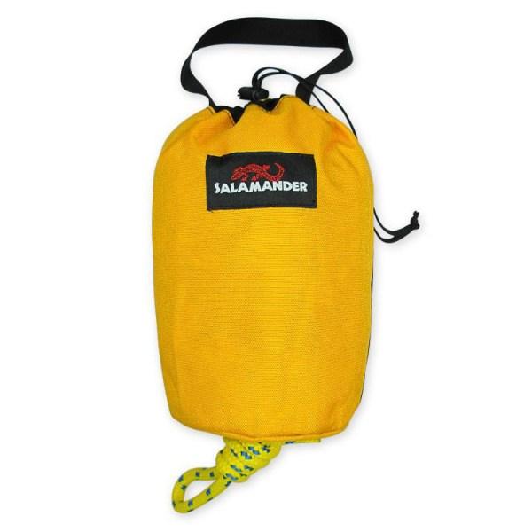 Salamander Fatty Safety Throw Bag | 85' Polypropyene