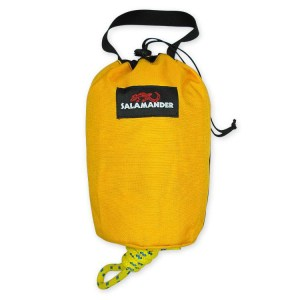 Salamander Fatty Safety Throw Bag | 85' Polypropyene