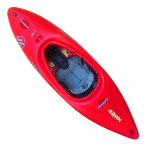 Jackson Kayak Antix Medium | Red | Top View