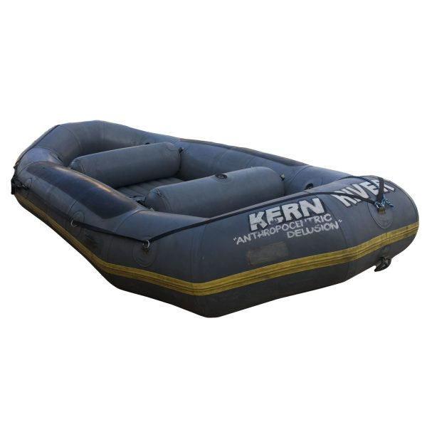 Used Avon 14ft Raft | AVONAP