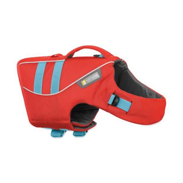 Ruffwear Dog Float Coat | Red