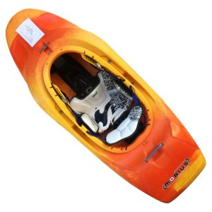 Wavesport Mobius | 65 | Orange