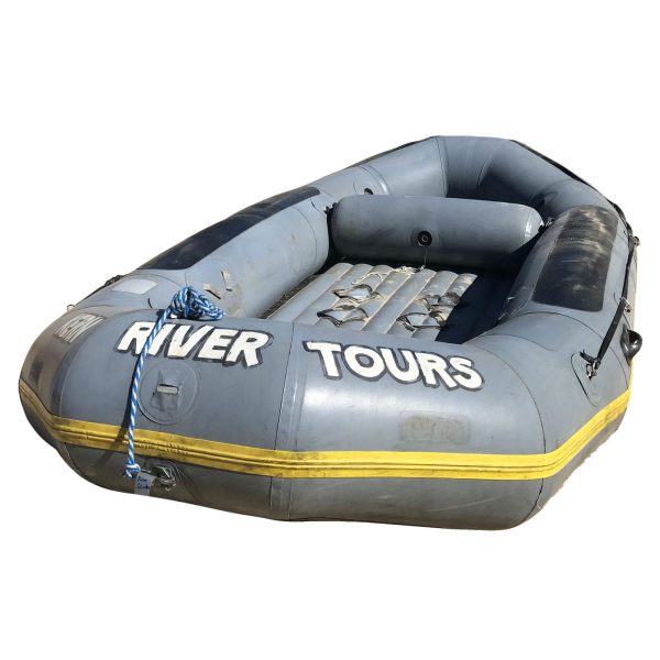 Used Avon 14ft Raft | AVONKRT