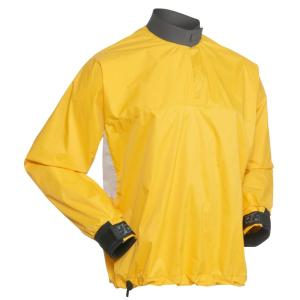 Immersion Research Basic Paddle Jacket | Mango | Front View