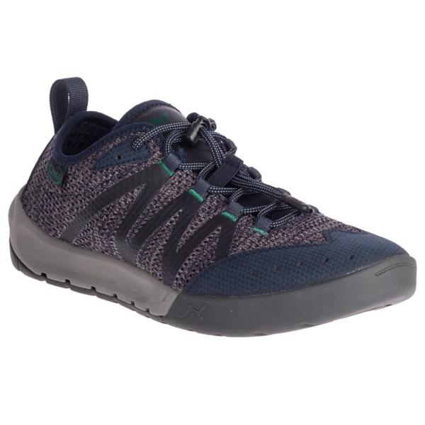 Chaco Men's Torrent Shoe   Navy Grey