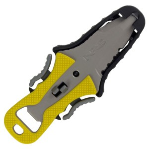 NRS Co-Pilot Knife | Yellow | In Case