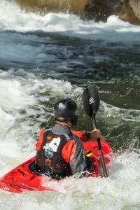Kokatat Maximus Centurion Limited Edition Rescue PFD | In Action