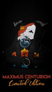 Kokatat Maximus Centurion Limited Edition Rescue PFD | Back View