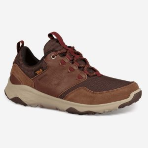 Teva Men's Arrowood Venture WP | Bison | Side View