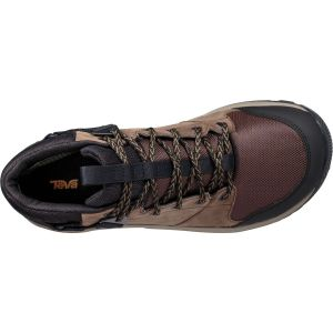 Teva Men's Grandview GTX | Chocolate Chip | Top View