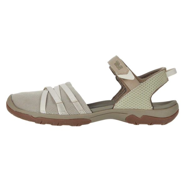 Teva Women's Tirra CT | Plaza Taupe / Birch | Side View