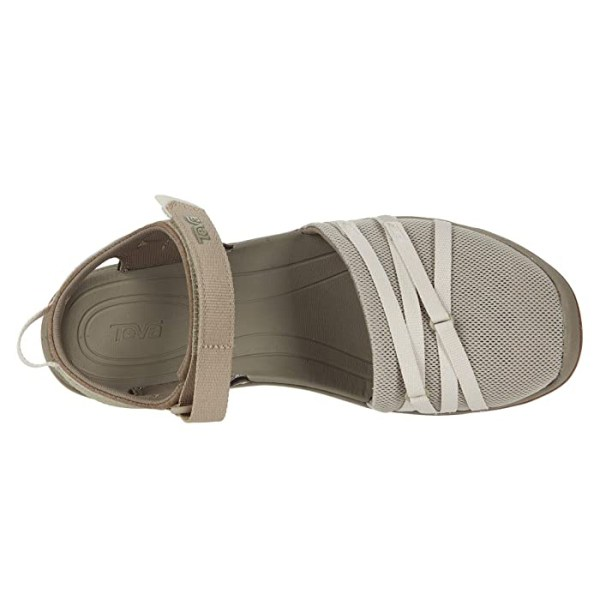 Teva Women's Tirra CT | Plaza Taupe / Birch | Top View