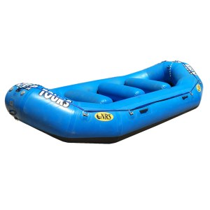 NRS Blue Expedition 13.5 FT Raft | Snowman