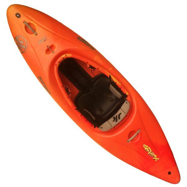 Jackson Kayak B+ Condition Consignment Antix | Large | Orange