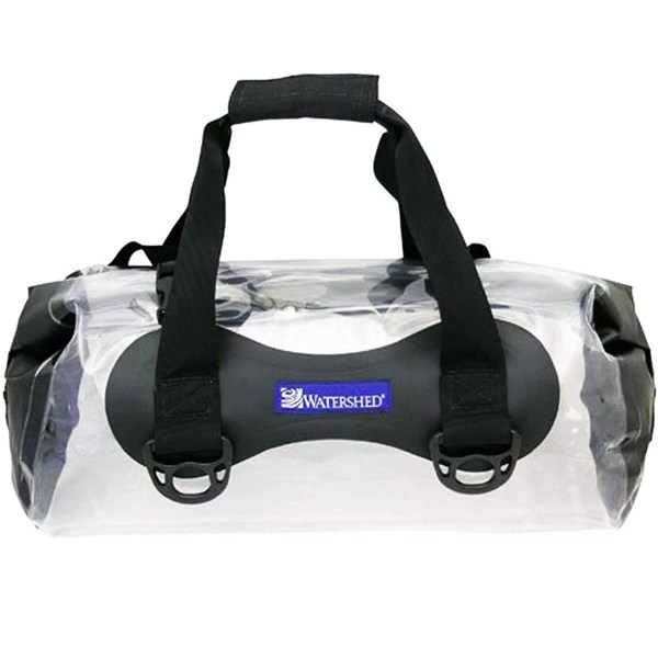 Watershed | Drybag Duffel | Chattooga | Clear