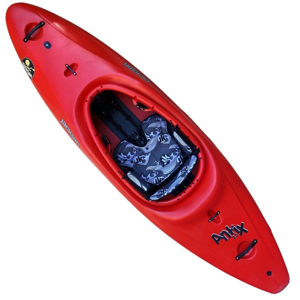 Jackson Kayak Antix 2.0 Large   Red   JKQ19408D121