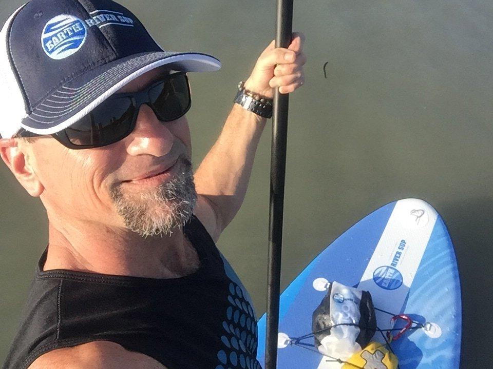 Greg Miller SUP Instructor
