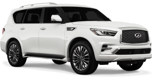 Rent Infinity QX80 in Dubai