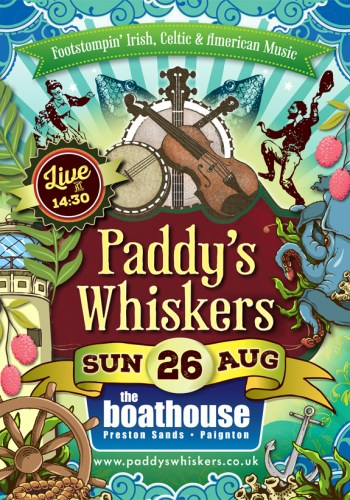 Live Irish Music, Paignton, Devon