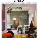 Rivista internazionale AD / Il gusto dell'ospitalita / case/ lifestyle / parigi