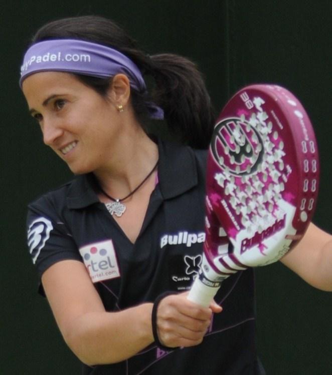 """Iciar Montes: Primero hice mis """"pinitos"""" en el tenis"""