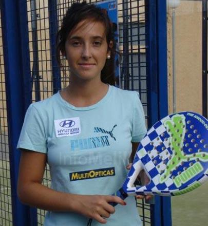 marta ruiz padelgood Marta Ruiz regresa al circuito profesional de padel en Fuengirola.