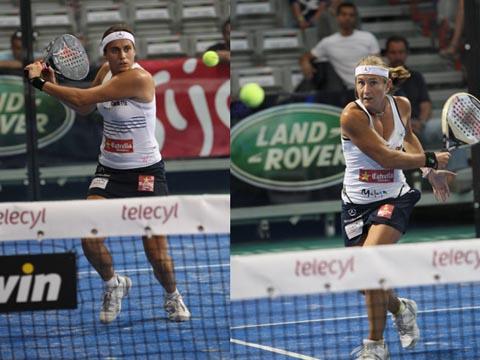navarro reiter gijon Las mismas protagonistas en la final femenina de Mallorca.