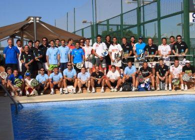 proam mallorca padelgood Caldentey-Reca vencedores del torneo Pro Am Mallorca.