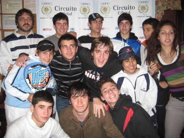 argentina menores padelgood Listado Selección Nacional Argentina de Menores 2011.