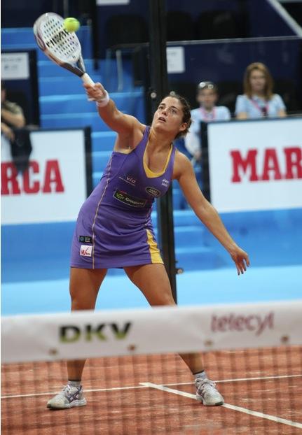 Alejandra Salazar PPTMadrid 2011 Padelgood Primer club de #padel sin cuotas del País Vasco.