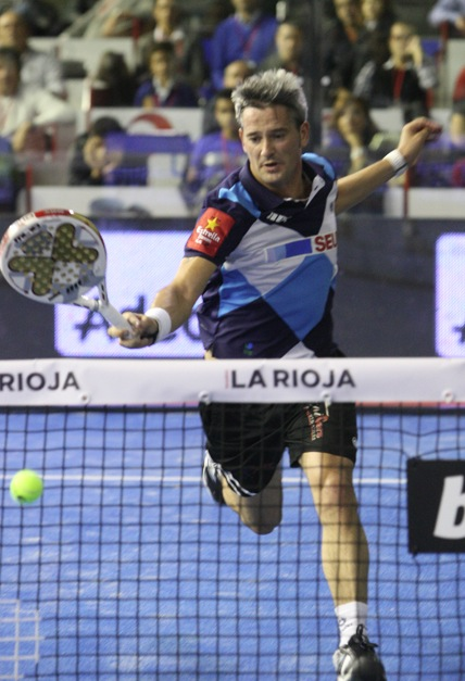 Miguel Lamperti PPTLogron%CC%83o PPT Padelgood LOGROÑO.- Finalistas a toda velocidad!!!