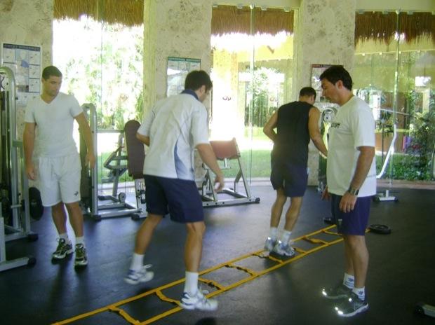 """3 Entrenamiento Padelgood La """"necesidad"""" de entrenar físico en padel"""