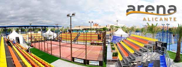 arena alicante Campeones de la Previa Masculina en el PPT de Alicante