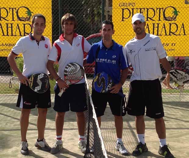 """FinalMasc Crónica XI Torneo de #Padel """"Puerto Zahara"""""""