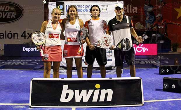 campeones ppt gijon Nerone - Gutérrez y Navarro - Reiter se coronan en Gijón